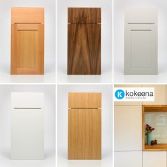 Ikea Solid Wood Kitchen Cabinets Stationary Islands Kokeena Real Ready Made Cabinet Doors For