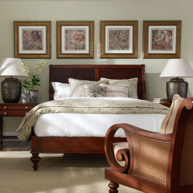 Cayman Bed Ethan Allen US Home Sweet Home Pinterest