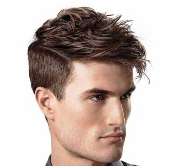 Mens Hairstyles Short Sides Long Top Hipster Pshn Nolan