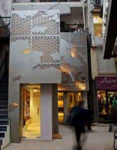 Architects vertex inc abhhay narkar location new delhi india design team also art gallery re architecture facades rh za pinterest