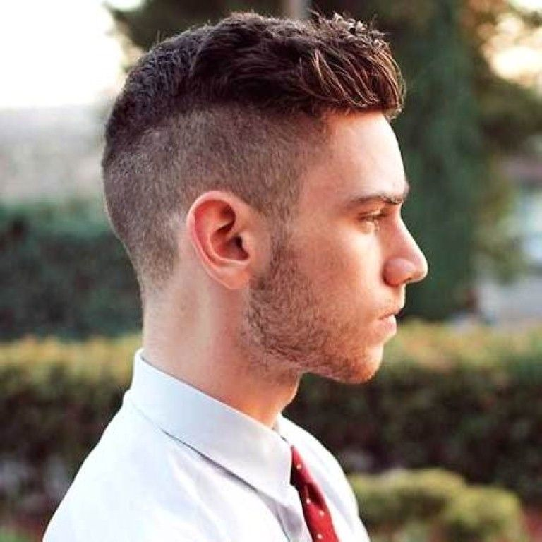 Men Hairstyles For Young Men Side 768×768 For The Guys