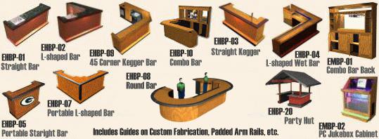 Home Bar Design Plans Bar Home Plans Ideas Picture