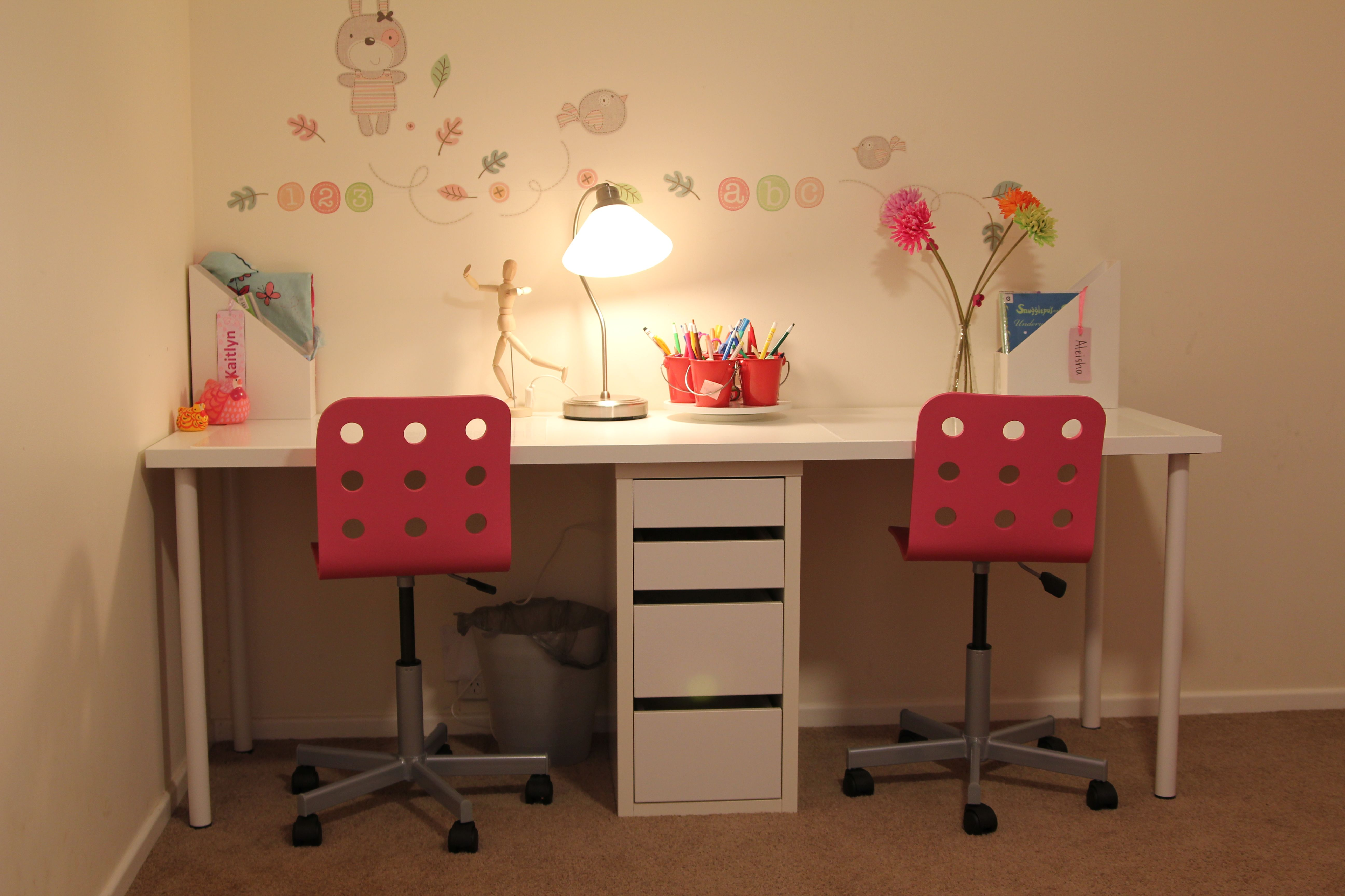 ikea junior desk chair fabric outdoor chairs after much searching around on pinterest i finally landed