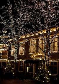 Outdoor Holiday Lighting Safety. outdoor holiday lighting ...