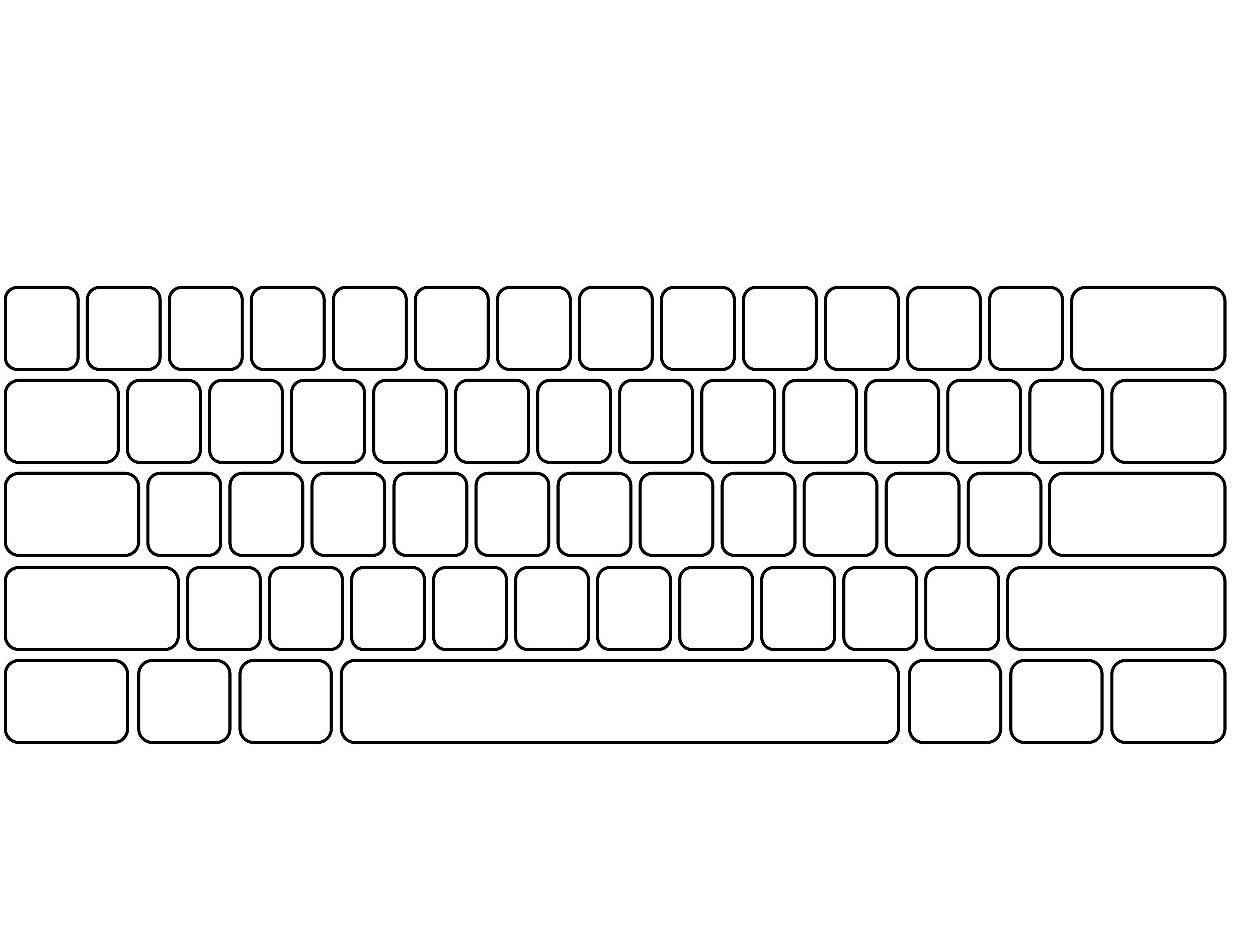 Fill In The Blank Keyboard Worksheet