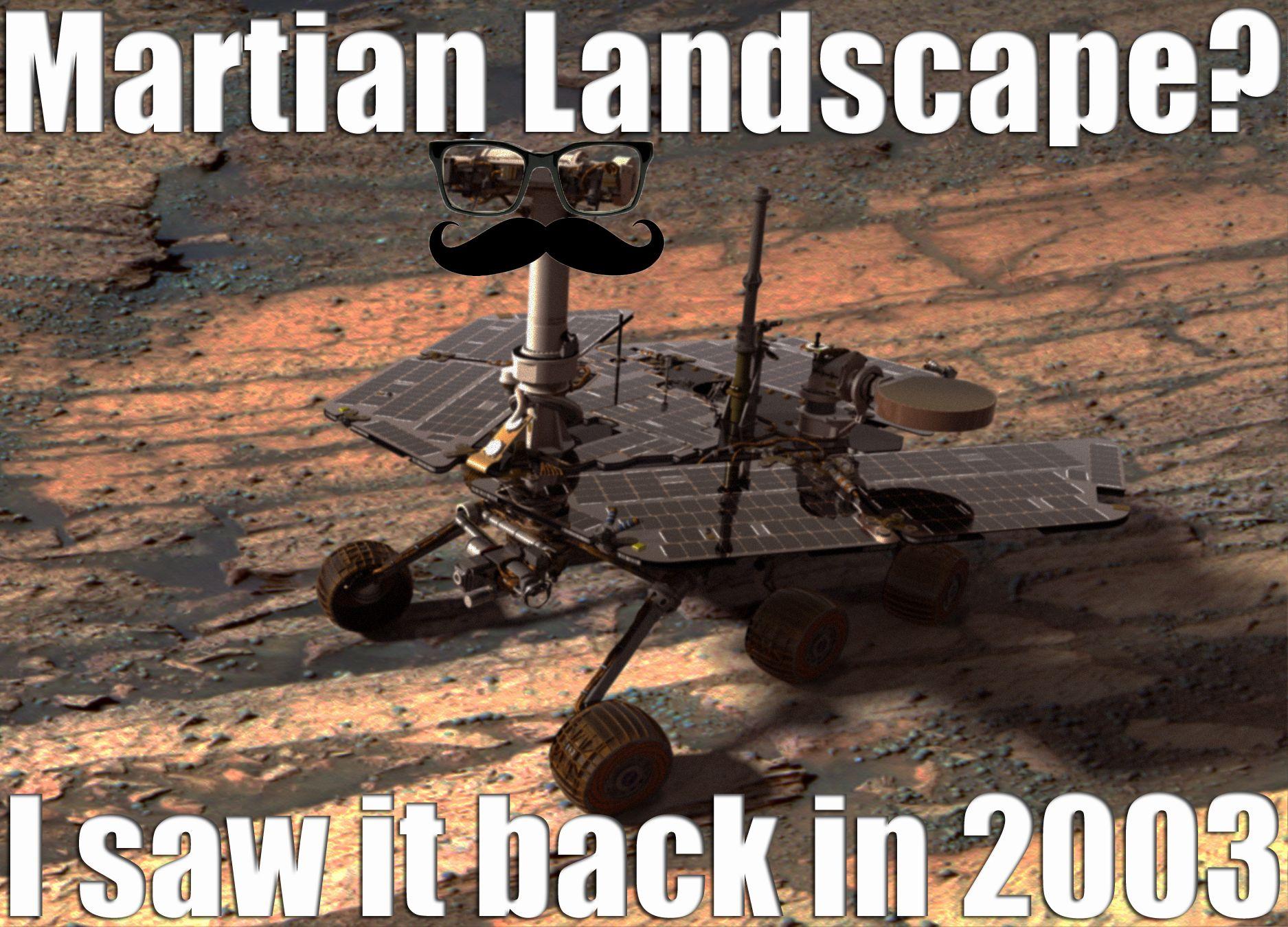 Hipster Spirit Opportunity rover Meme Mansion Pinterest