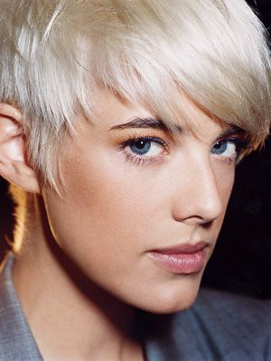 allure editors reveal their wildest beauty urges white blonde bleach blonde hair and