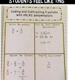 Adding Fractions Worksheet [ 2873 x 816 Pixel ]