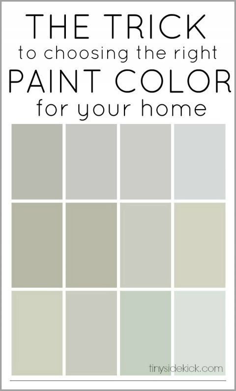 Learn How To Choose Neutral Paint Colors For Your Home With The Right Undertones Plus