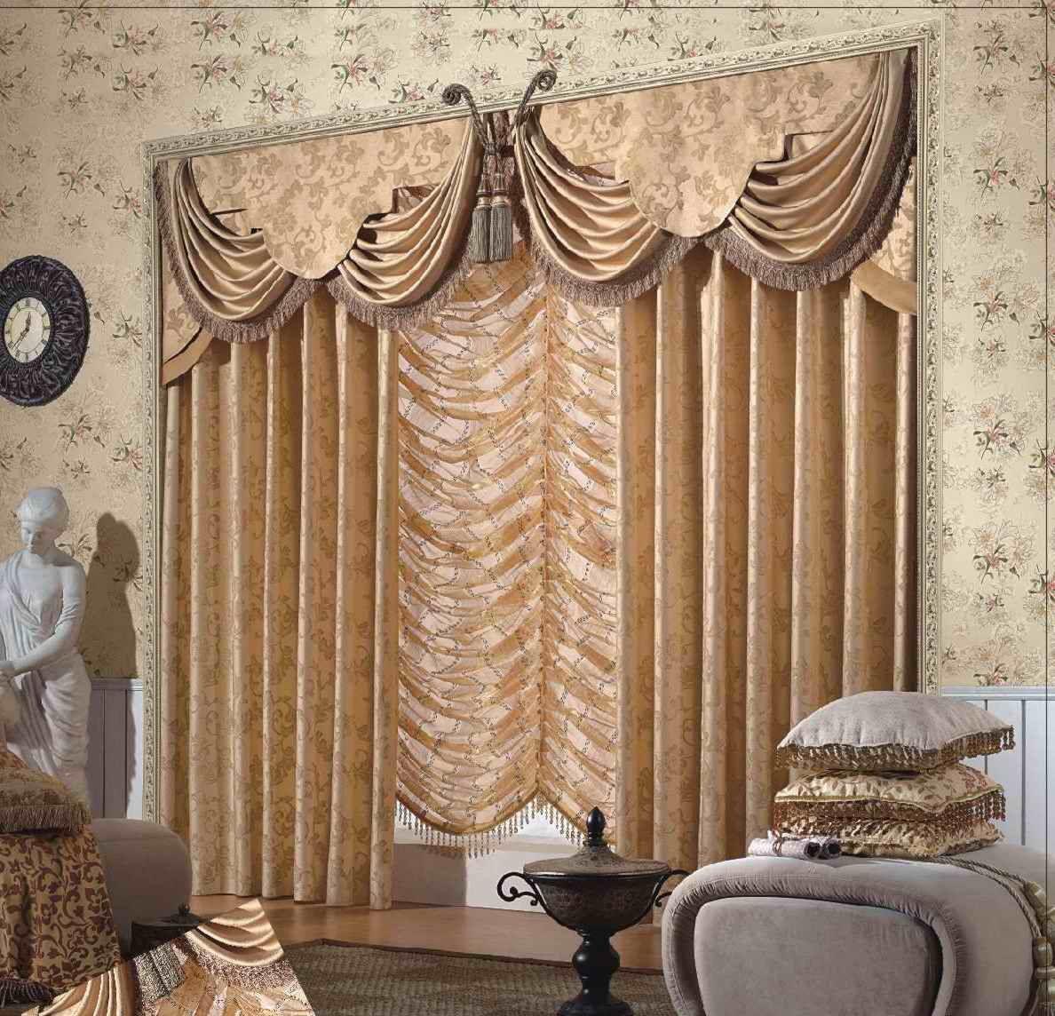 Arab Style Curtains