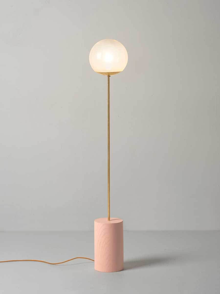 1000+ ideas about Pink Floor Lamps on Pinterest