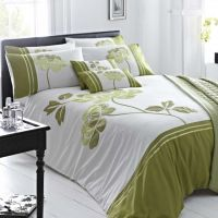 Issey Green Duvet Cover Set | Duvet Covers | Pinterest ...