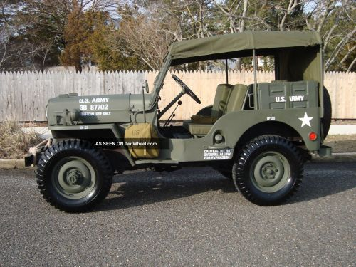 small resolution of willys jeep cj3b serial numbers