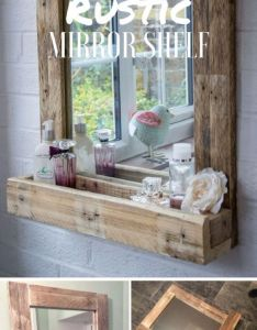 diy mirrors you need in your home right now also rustic rh pinterest