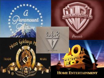 Image result for hollywood big five studios