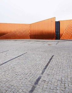 Architecture also the world   best copper buildings plate design metal cladding and rh pinterest