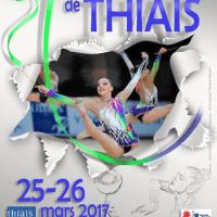 El Gran Premio de Thiais da el pistoletazo de salida a la temporada de gimnasia rítmica