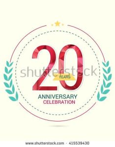 years anniversary with low poly design and laurel ornaments stock vector also rh pinterest