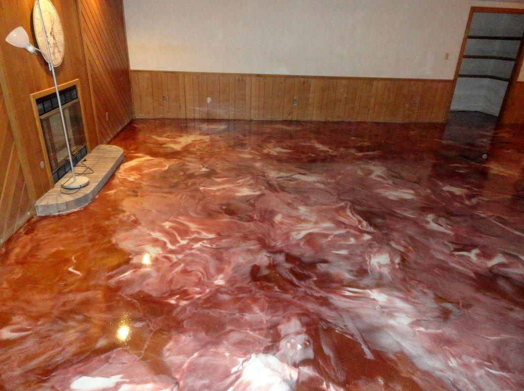 Image of Epoxy Flooring DIY  BASF Epoxy Flooring