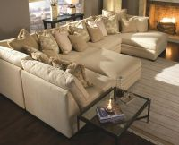 Extra Large Sectional Sofas with Chaise