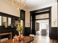 images of dark painted molding | Dark Molding and Wall ...