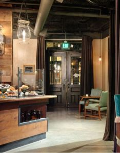 This is also roy street starbucks in seattle the curtains really soften decor coffee shops interiorcoffee shop interior designcafe designs from around world   jays rh pinterest