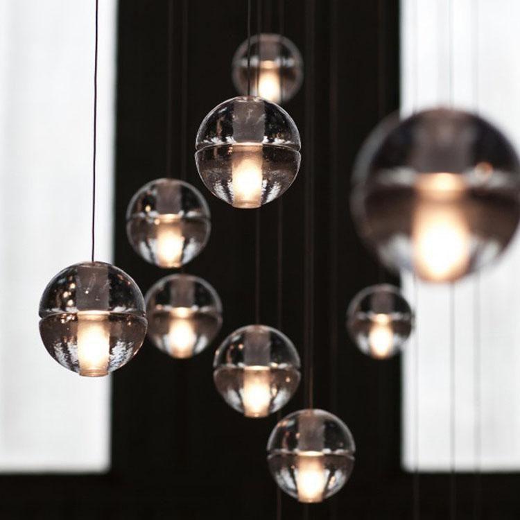 Modern Multi Light Pendants