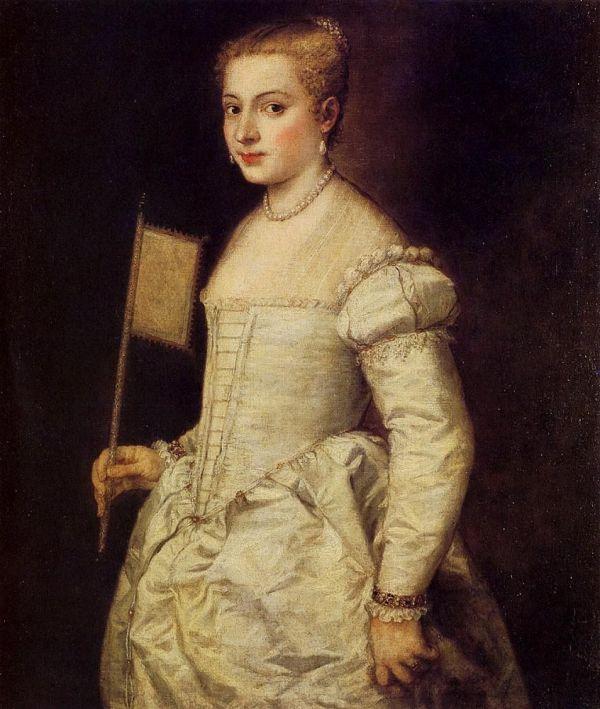 Italian Renaissance Painting Woman