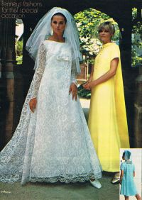 Penneys catalog 60s Regime Jaffry - Wedding Dresses ...