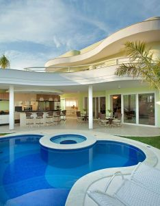 Contemporary houses mercury casa linda house design nova luxury mansions architects fire pit grill good ideas also pin by jesse gaitan on curvilinar pinterest rh