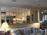 traditional-kitchen-open-floor-plan-half-wall-room ...