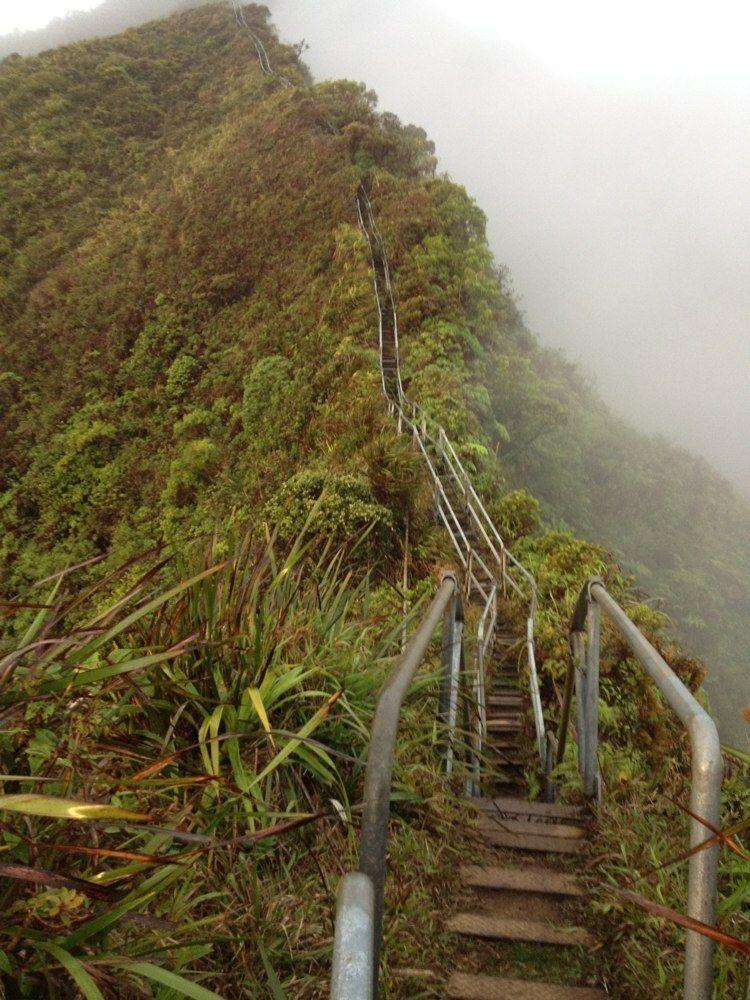 CLOSED: Haiku Stairs (Stairway To Heaven)