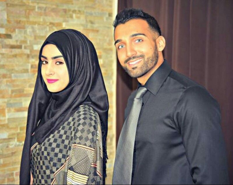 Sham Idrees With His Beautiful Friend Reckless Beauty