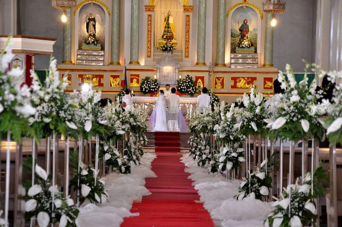 Image result for catholic church wedding decorations ...