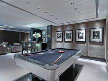 Luxury Basement Game Room Designs