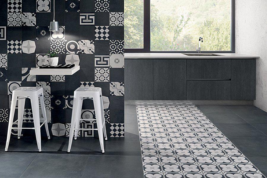 Revestimiento y pavimento cocina Ceramica Fioranese Serie