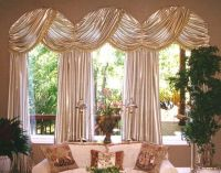 arch window curtains pictures | Windows | Pinterest ...