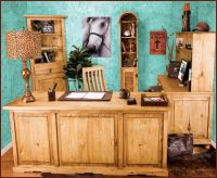 Rustic Office Decor Ideas | Paint colors, Offices and Home ...