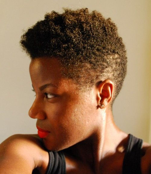 MOHAWK HAIRSTYLES FOR BLACK WOMEN WITH SHORT HAIR If Your Hair Is