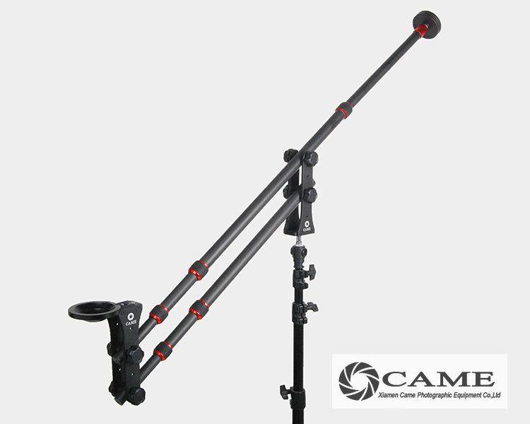 Carbon Fiber Portable Camera Crane Jib Arm Crane up to 5KG