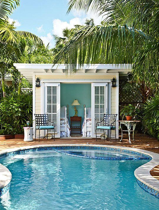 25 Inspirations Pour Une Piscine De Rêve Pool Houses Small Pool