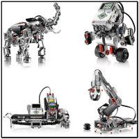 LEGO Mindstorms EV3 31313 robots | Kids as designpartners ...