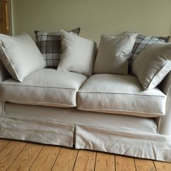English Sofas High End Leather Sofa Toronto Small And Deep Feather Filled So Its Everso