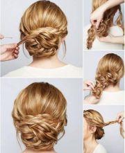 cute updo wedding hairstyles