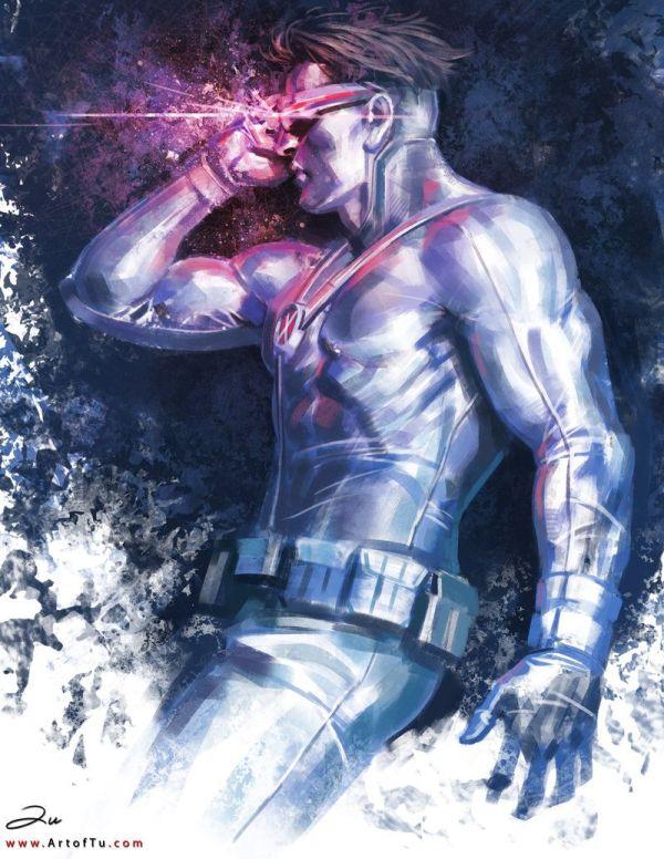 X-men Cyclops Tu Bui Deviantart Comics Marvel And Comic