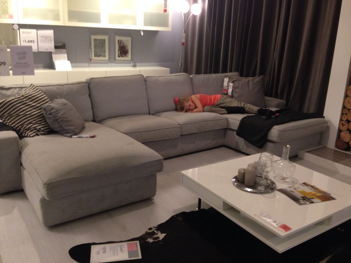 Ikea Kivik Sofa Recamiere Ikea Kivik Sofa New Home Ideas Pinterest Living