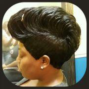 27 piece mohawk hair