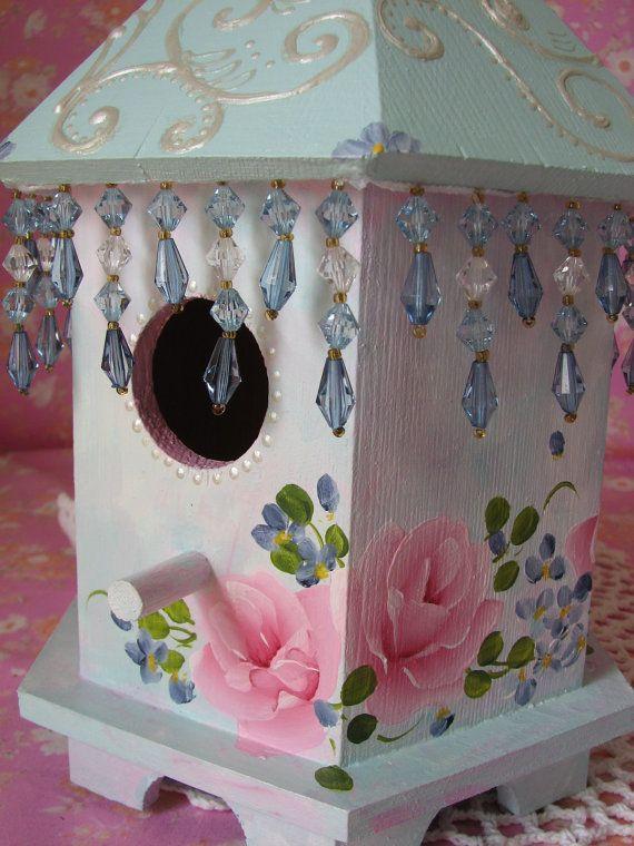 Cute Birdhouse Paint Ideas 8 570×760 Pixels Birdhouse