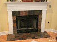 tile fireplace surround ideas - Google Search | Fireplace ...