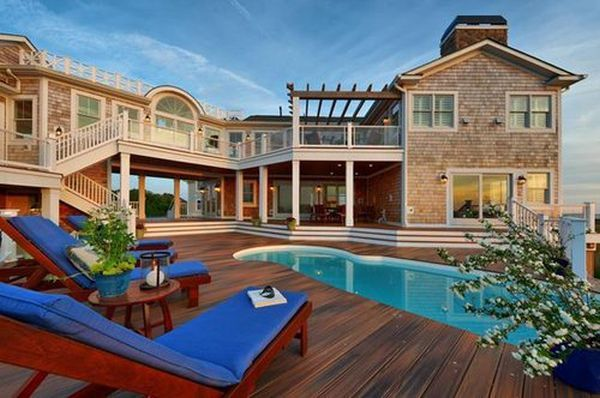 Houses with awesome pools  Amazing Houses  Pinterest